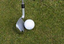 pelota de golfe